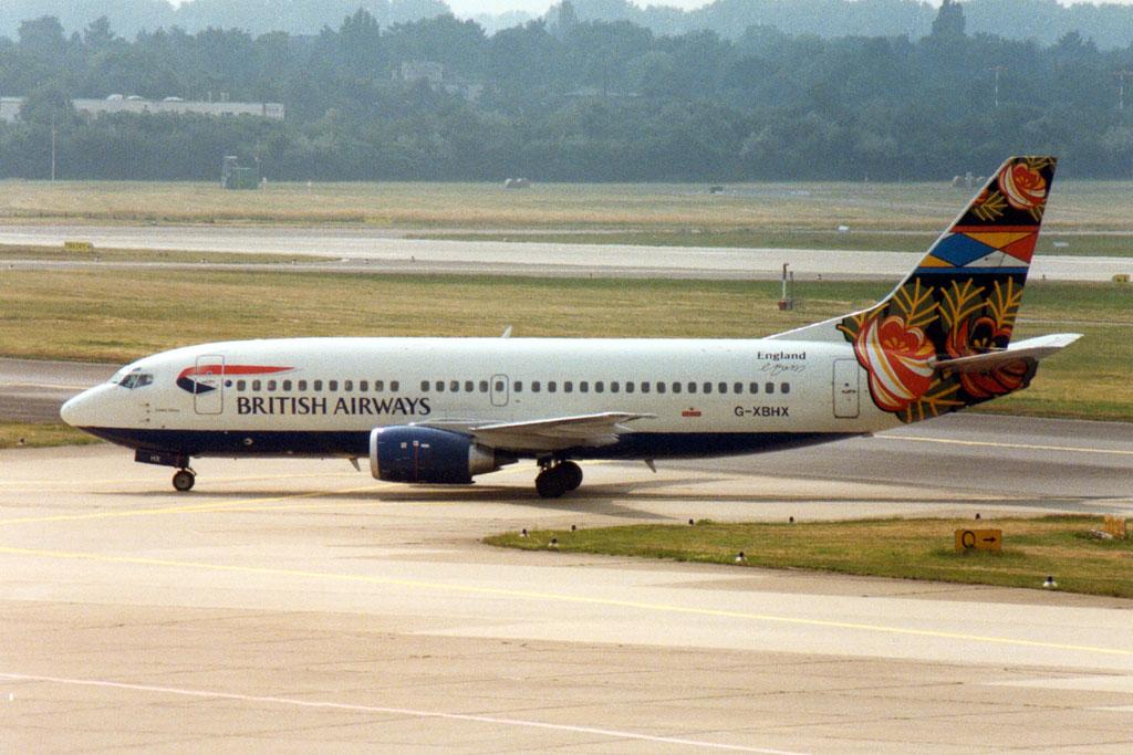 British Airways Regional Düsseldorf - DUS 1999