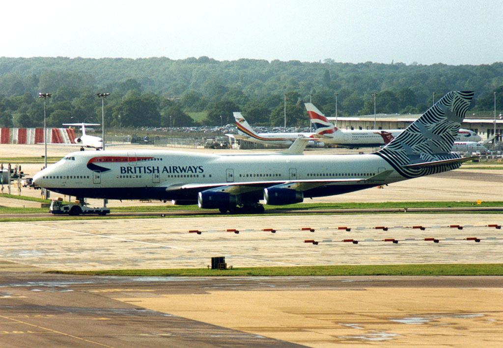 London Gatwick - LGW 1999